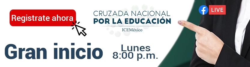Cruzada Nacional por la Educación